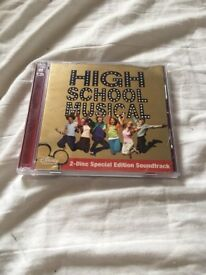 High school musical 2-disc special edition soundtrack