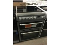 Hotpoint Smart DSC60S S Cooker - Silver