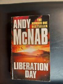 Andy Mcnab book