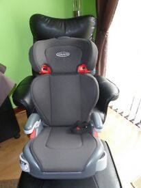 Graco Junior Car Seat for 4 - 12 years