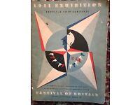 Festival of Britain book