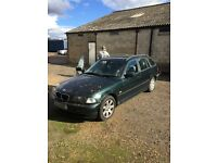 NEED GOING BMW 320 D estate