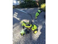 4 in 1 little tikes trike excellent condition