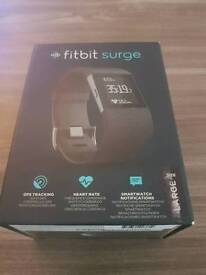 Brand New Fitbit Surge health smart watch (RRP£199.99)