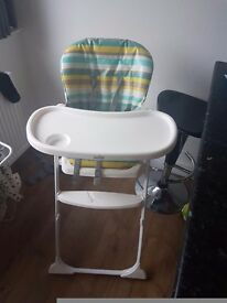 Free Joie high chair