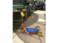blaze kids toddler scooter