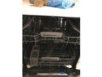 Hotponit full size Dishwasher