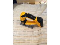 JCB Planer tool with real sound effects and just needs new batteries,