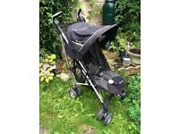 Silver cross push chair