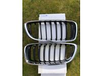 Kidney Grills for BMW 4 series Coupe
