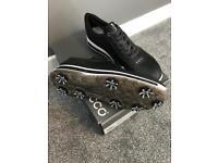 Ecco Cool Goretex Golf Shoes Size 9(43) RRP £240