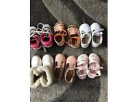 Baby girl 4-5 shoes