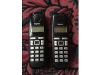 Cordless phones twin