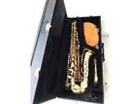 Elkhart Alto Saxophone