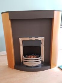 Sell electric fireplace Serena