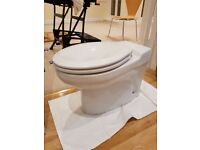 Tywford back-to-wall toilet with seat