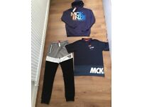 Brand new 13-15years mckenzie hoody, joggers and top