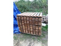 heavy Duty Pallet Racking Timber Wood Decking Boards fitting 1100mm or 900mm
