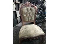 French style Rocco chair stunning