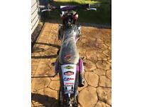 Pit bike stomp 160 2017