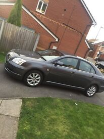 TOYOTA AVENSIS 2005 FOR SALE
