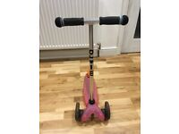 Mini micro scooter for £30.00 collection only from Caversham