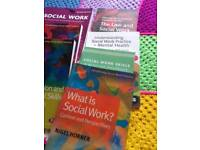 Social work books