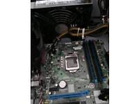 LGA1150 Motherboard 8GB ram & platinum psu