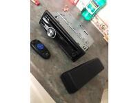 JVC Car Stereo with AUX USB BLUETOOTH DAB CD