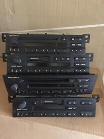 Bmw cd n tape players £50 each two sorts look at pics have others too