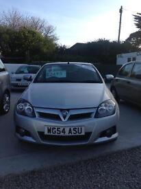 Vauxhall tigra convertible/hard top only 29k 12 months mot 6 months warranty