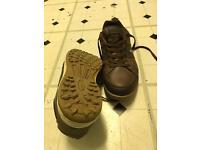 Stubert Urban Golf Shoes - Brown