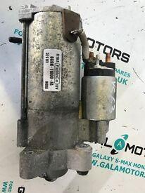 FORD GALAXY MK3 S-MAX MONDEO MK4 07-14 2.0 TDCI STARTER MOTOR YS63