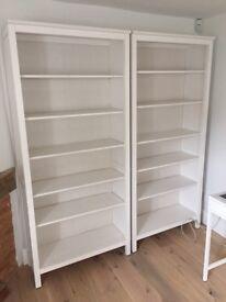 Ikea White Book Case (2 x for sale)