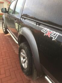Ford Ranger XTL 4X4 pick up.
