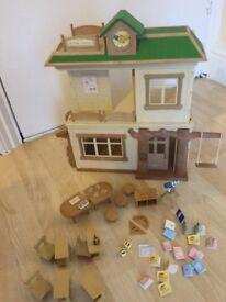 Sylvanian Families - St John's School