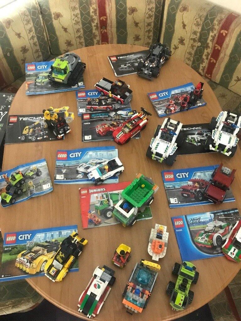 lego technic, lego city, lego creator, lego model, lego job lot | in  sanquhar, dumfries and galloway | gumtree