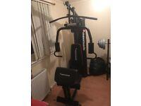 Maximuscle multi gym