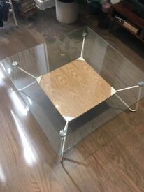 MADE COFFEE TABLE ** NEW ** SHOW FLAT FURNITURE