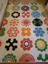 Children's rug to find a new home