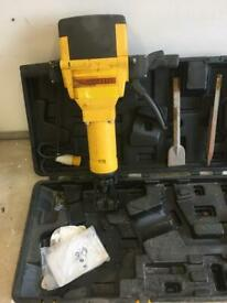 Electric concrete breaker kango as new never used