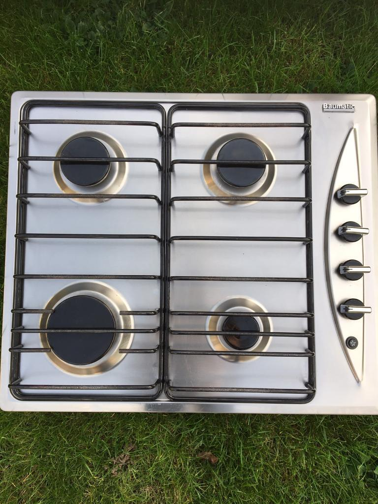 Beaumatic gas hob