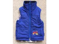 Boys body warmer - size small (approx 2 years plus)