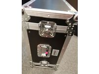 Spider 6u Rackmount Flight Case 460mm Deep