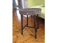 """Ikea cork stool. """"SINNERLIG"""""""