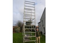 BOSS YOUNGMAN SCAFFOLD TOWER 5 METRES