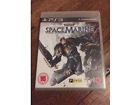 PS3: Warhammer 40,000: Space Marine