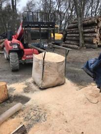 Sawdust horse, sheep, float bedding