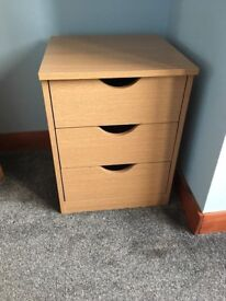 X2 Bedside Tables + can deliver