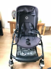Bugaboo Bee 3 black frame Great Condition